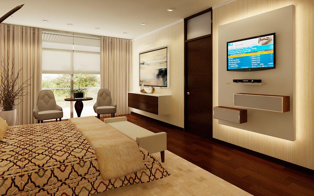 Dormitorio principal 2 1 carlos maza fernandinicarlos for Dormitorio principal